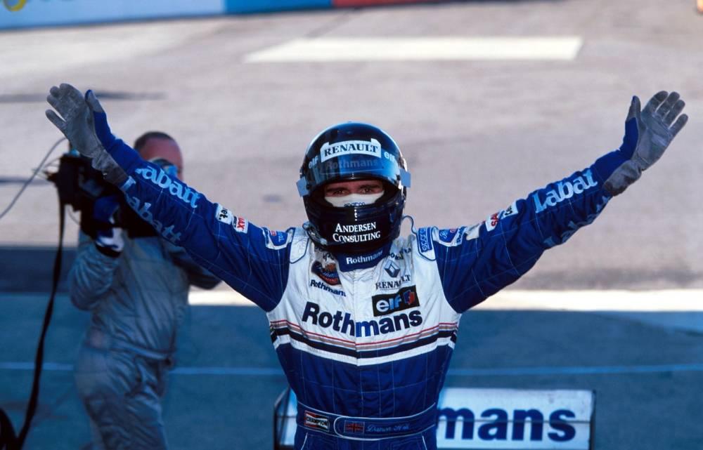 Oui je l'affirme, Damon Hill a sa place parmi les grands de laF1