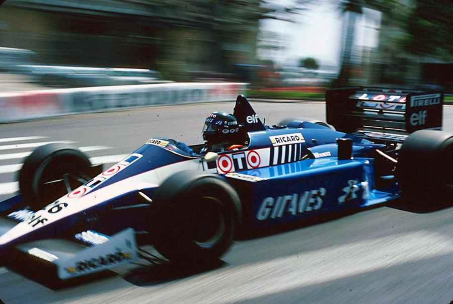 13 juillet 1986: Et la carrière de Jacques Laffite stoppanet