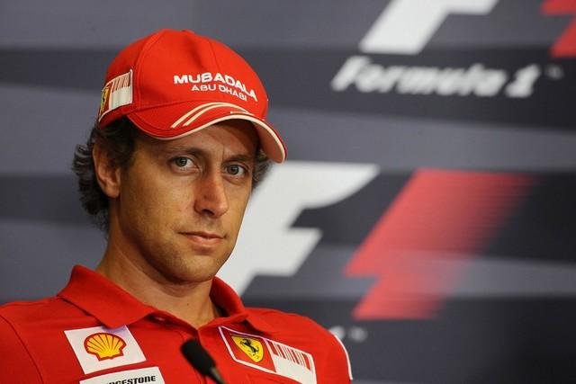 Luca Badoer Ferrari 2009
