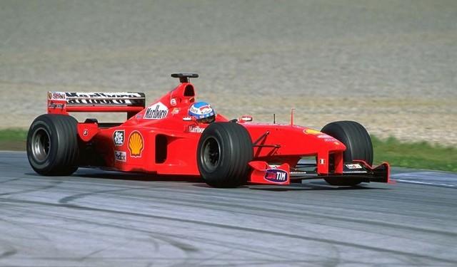 Mika Salo Ferrari 1999