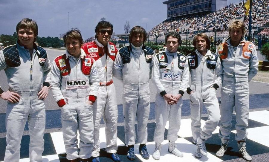 1977-1993: L'âge d'or de la F1française