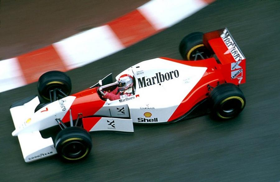 Les flops de la F1: Le passage éclair de MichaelAndretti