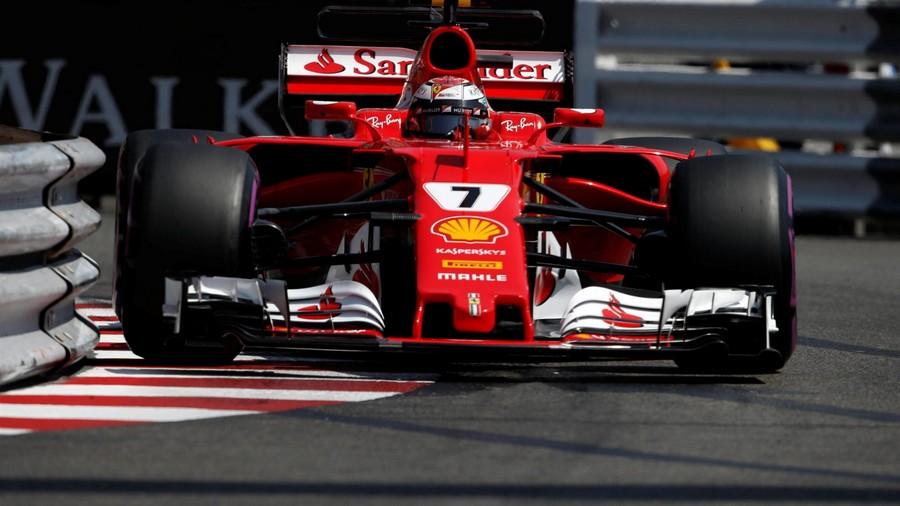 F1 Monaco 2017 qualifications: Raïkkönen neuf ansaprès